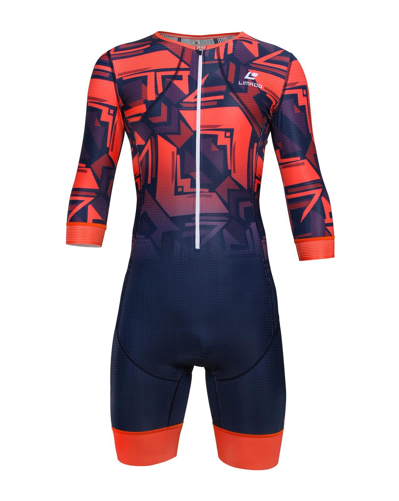 049c3621cd3 Swiss COLDBLACK HYDRO Men Shot Sleeve Tri Suit
