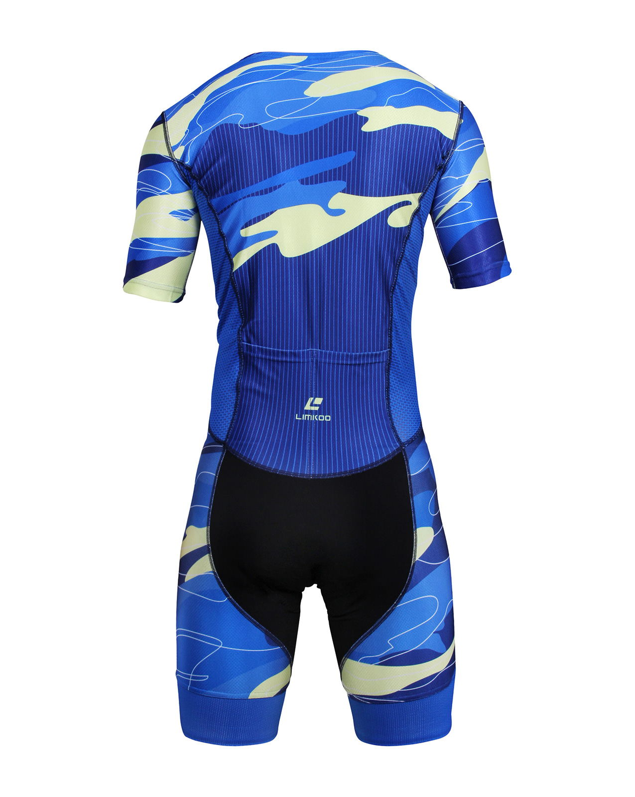 62080e030b5 Swiss COLDBLACK AERO Men Short Sleeve Tri Suit