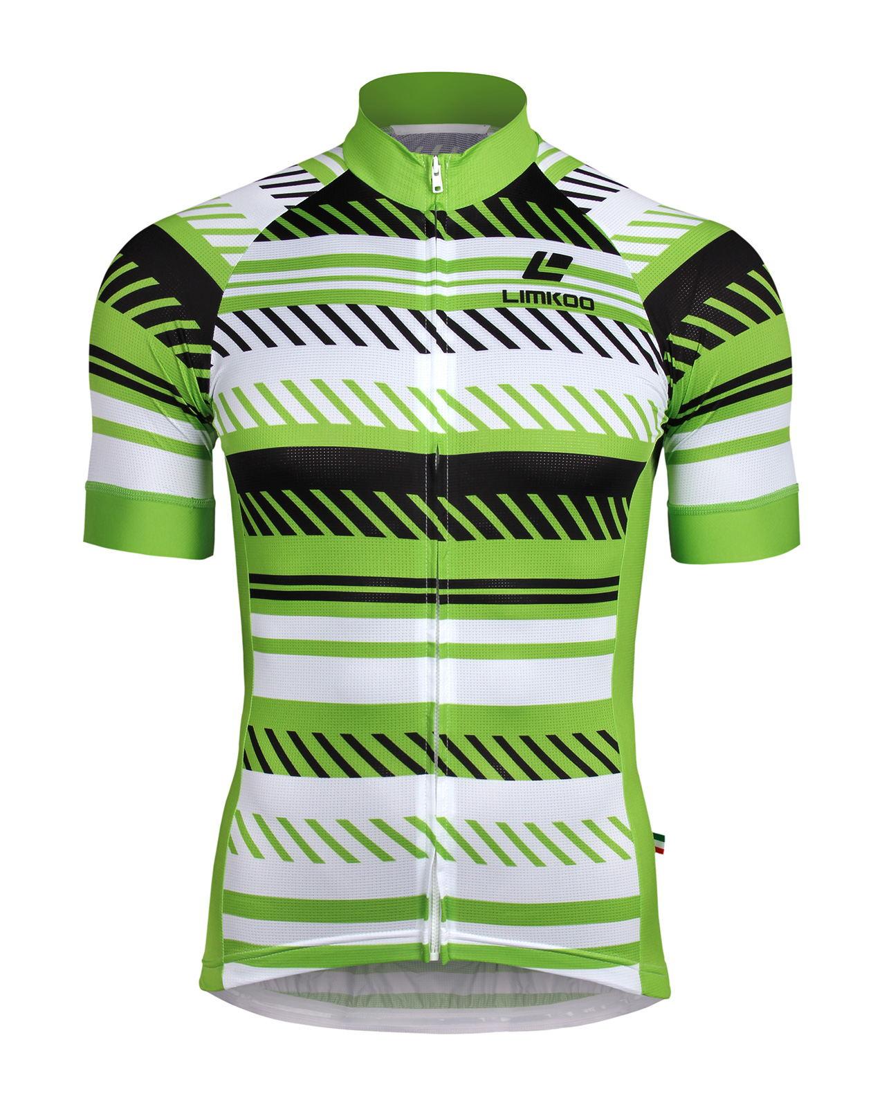 Italian LUNA Men Short Sleeve Cycling Jersey 17fd609e5